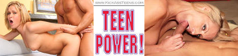 Kick Ass Teens