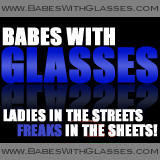 Babes with Glasses - Babes with Glasses