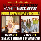Black Cocks White Sluts - Black Cocks White Sluts