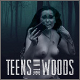 Teens in the Woods