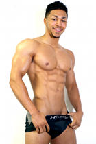 Andre Temple at StraightPornStuds.com