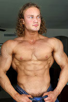 Chris Banner at StraightPornStuds.com