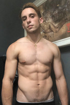 Chris Rail at StraightPornStuds.com