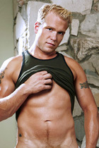 Eric West at StraightPornStuds.com