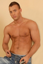 Jason Visconti at StraightPornStuds.com