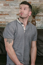 Mike Mancini at StraightPornStuds.com