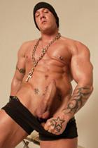 Rob Diesel at StraightPornStuds.com