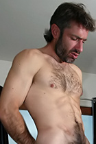 Steven French at StraightPornStuds.com