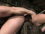 Amber Rayne and TJ Cummings at Fucking Dungeon