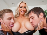 Emma Starr and Johnny Castle My Friends Hot Mom