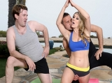 Couples Yoga at Real Wife Stories