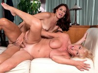Scarlet and Tony 50 Plus MILFs