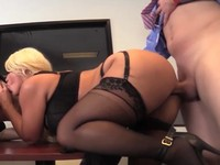 Threesome Time Alura Jenson XXX