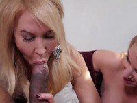 Two Blondes Extended Erica Lauren XXX