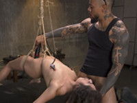 Tight Rope Bondage Kink Unlimited
