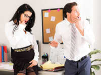 Damn Tyler Naughty Office