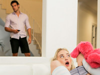 Bad Babysitter Reality Junkies