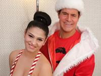 Santa Creampie Immoral Live
