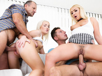 Swapping Couples 1 Doghouse Digital