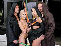 Turning Our Daughters to the Dark Side Daughter Swap