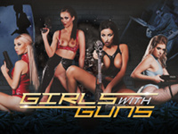 Girls with Guns Digital Playground