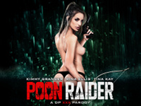 Poon Raider Digital Playground