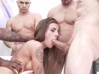 Six on Silvia Legal Porno