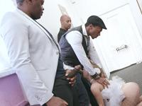 Slammed Brides at Legal Porno