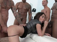 Chanel Gangbang Legal Porno