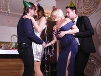 New Years Group Sex Legal Porno