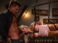Kayleigh Constrained TS Seduction