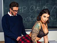 Virgin Nerd My First Sex Teacher