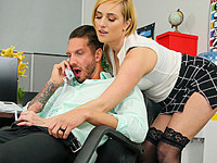 Some Steam Naughty Office