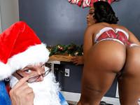 Santa is Cumming Ass Parade