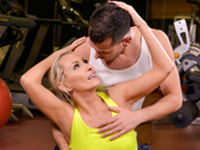 Very Personal Trainer Twenty First Sextreme