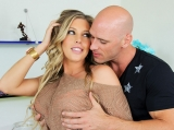 Johnny Sins and Samantha Saint My Dads Hot Girlfriend