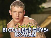 Bi College Guys Rowan AEBN