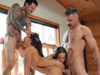 Snowbanging Part 3 Brazzers Network