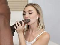 College Friend Teens Love Black Cocks