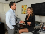 Nikki Sexx and Johnny Castle Naughty Office