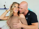Samantha Saint and Johnny Sins My Dads Hot Girlfriend