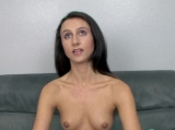 Lina Cole Throat Fucked by James Deen at Throated
