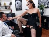 Lees Interview at Big Tits at Work