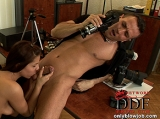 Angel Rivas and Choky Ice at Only Blowjob