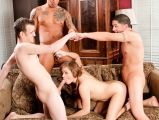University Gangbang 8 Jenner Keni at Devils Film