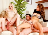 Bachelor Party Orgy Clip 3 at Doghouse Digital