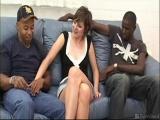 Gwen Vaughn at Big Cock Sex