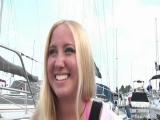 Jassie Monroe at Bang Boat