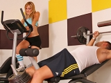 Gym Anal at Teens Like It Big