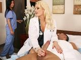 Deep Oral Resuscitation at Doctor Adventures